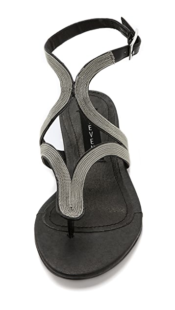 Steven Resorts Metallic Sandals