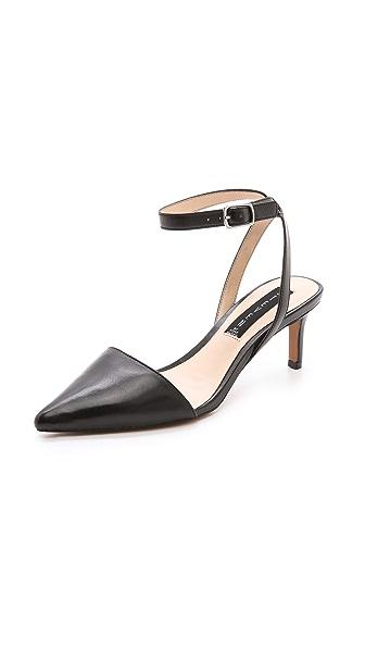 Steven Caydence Ankle Strap Low Heels