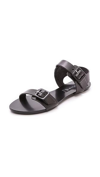 Steven Britnii Flat Sandals