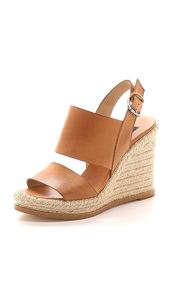 Steven Stunner Espadrille Wedge Sandals
