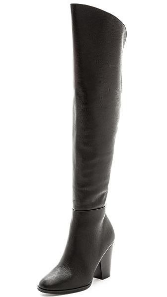 Steven Sleek Over the Knee Boots