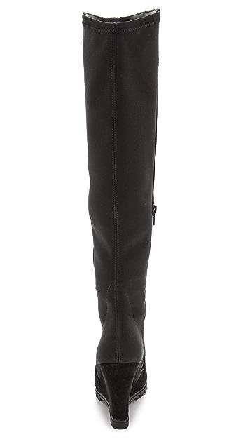 Steven Whispper Over the Knee Boots