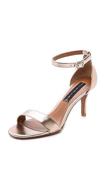 Kupi Steven online i prodaja Steven Vienna Metallic Sandals Gold haljinu online