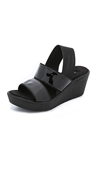 Steven Biianca Sandals - Black