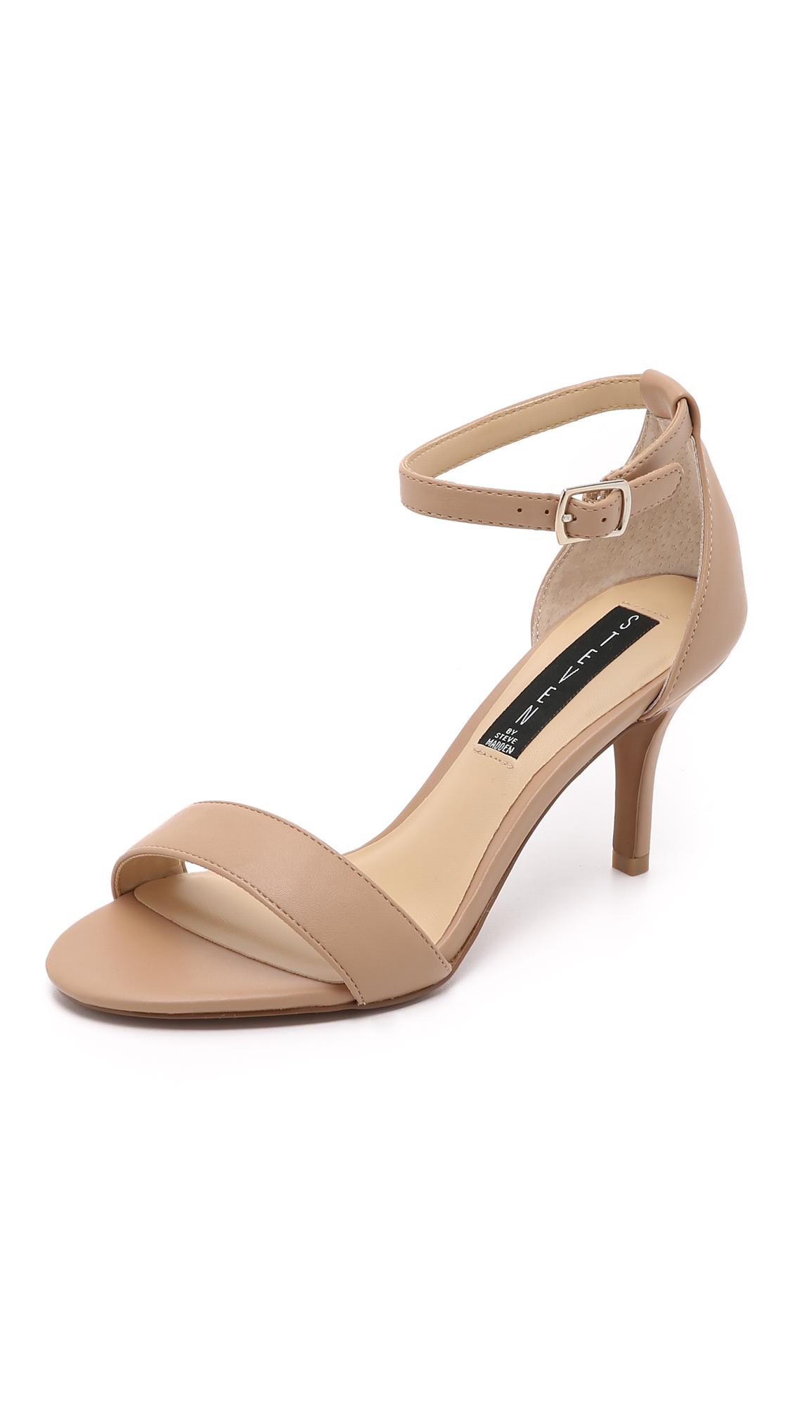 Steven Vienna Sandals - Natural