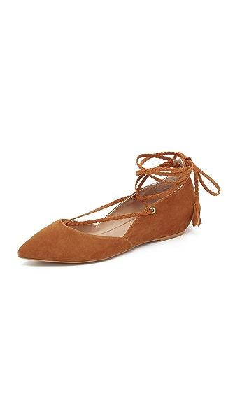 Обувь на плоской подошве Genna