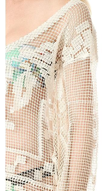 Suboo Viva Chilena Crochet Cover Up