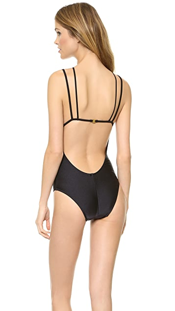Suboo Rise & Fall One Piece Swimsuit