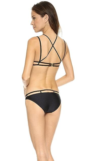 Suboo Rise & Fall Triangle Bikini