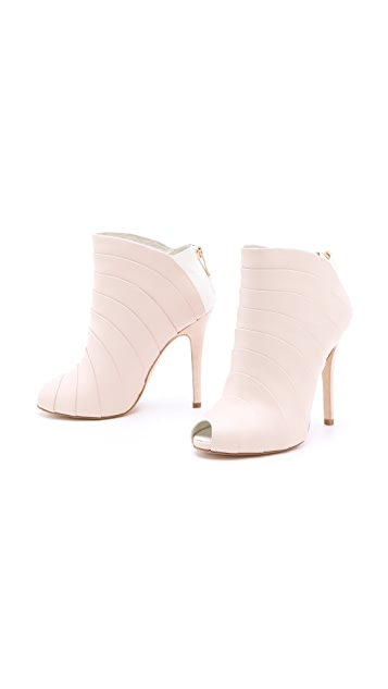 Suecomma Bonnie Leather Booties