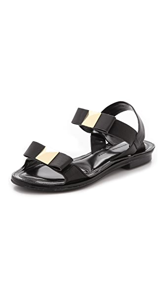 Suecomma Bonnie Two Strap Studded Sandals