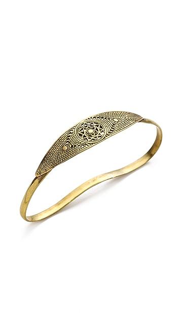 SunaharA Malibu Evil Eye Hand Bracelet