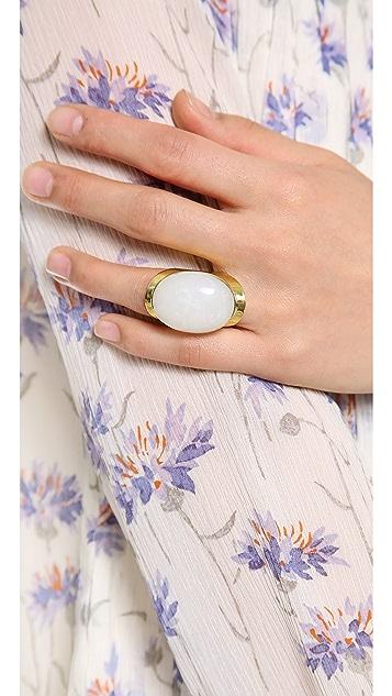 SunaharA Malibu Power Stone Ring