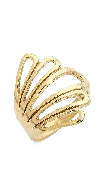 SunaharA Malibu Fan Ring