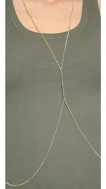 SunaharA Malibu Double Body Chain