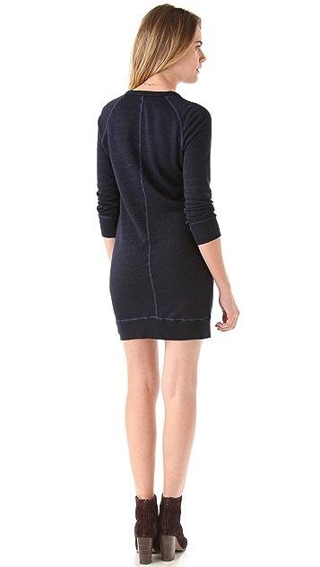 SUNDRY Sweatshirt Dress