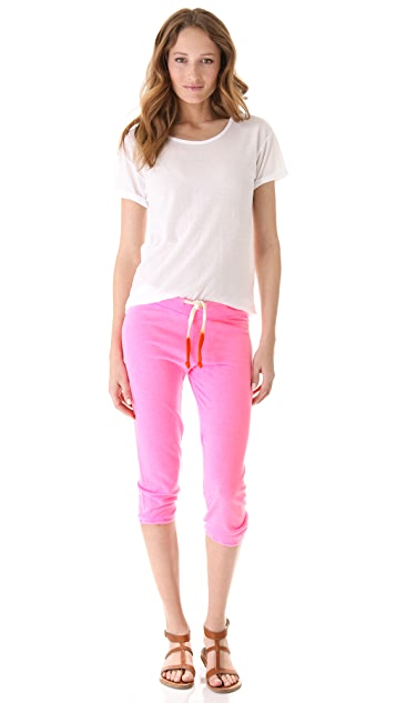 SUNDRY Capri Sweatpants