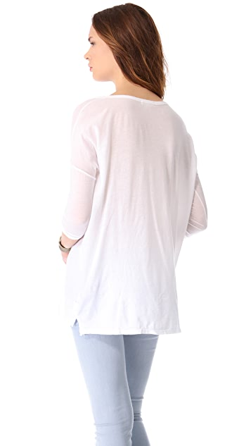 SUNDRY Square Tunic