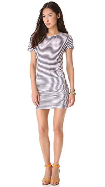 SUNDRY Short Sleeve Dress