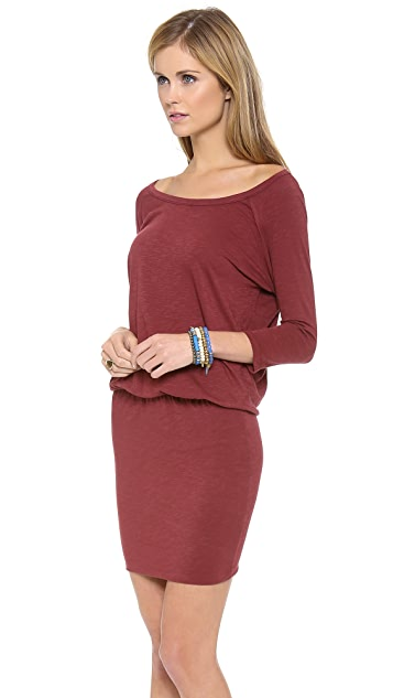 SUNDRY Raglan Dress