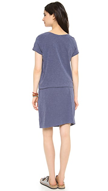 SUNDRY Raglan Pocket Dress