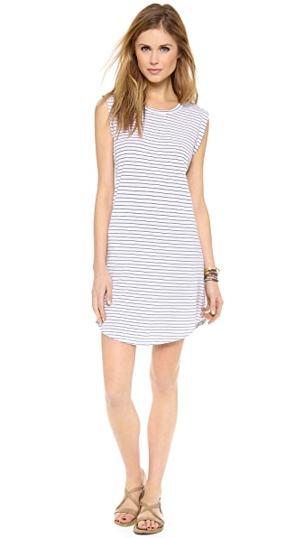 SUNDRY Muscle Dress