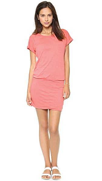 SUNDRY Summer Raglan Dress
