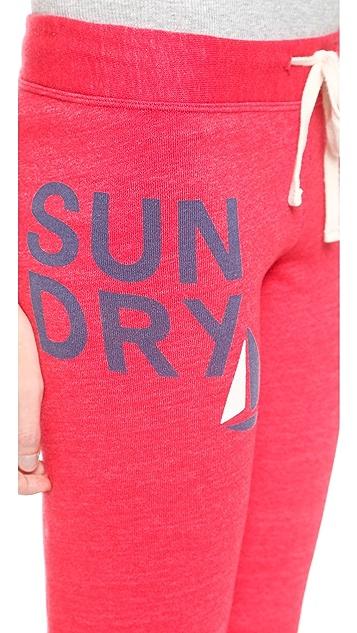 SUNDRY Classic Sweatpant