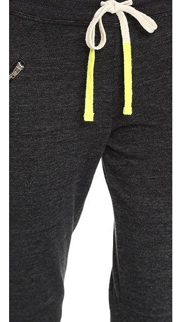 SUNDRY Zipper Sweatpants