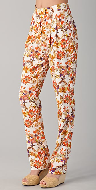 SUNO Pleated Trousers
