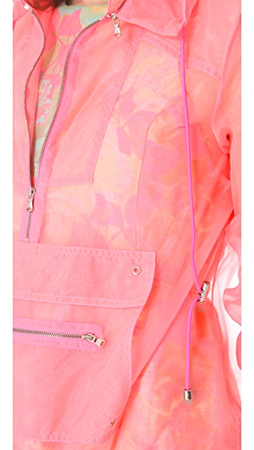SUNO Zip Pouch Windbreaker