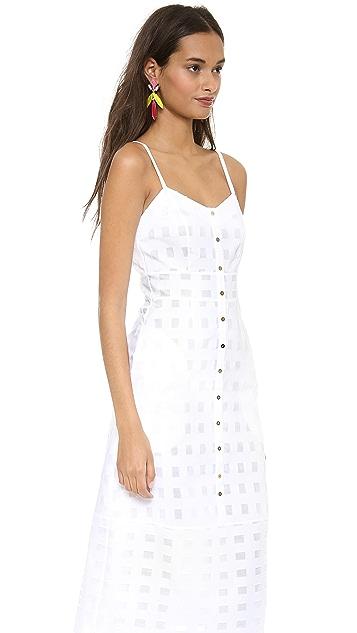 SUNO A Line Empire Dress