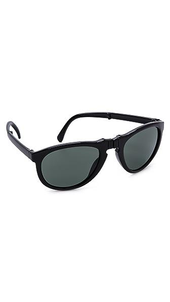 Sunpocket Sunpocket II Black Seaweed Sunglasses