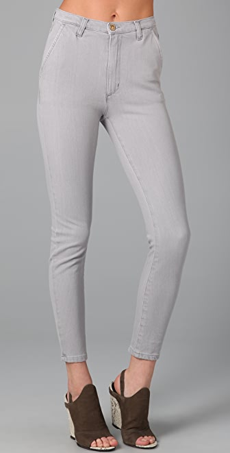 Superfine Chime Skinny Jeans