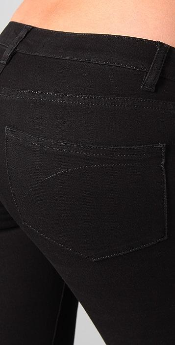 Superfine Pony Flare Jeans