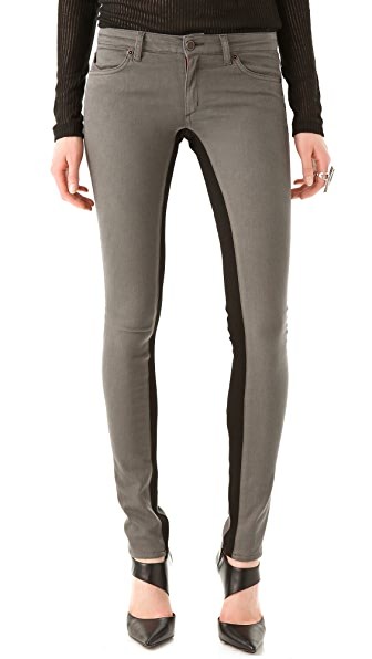 Superfine Move Bicolor Legging Jeans