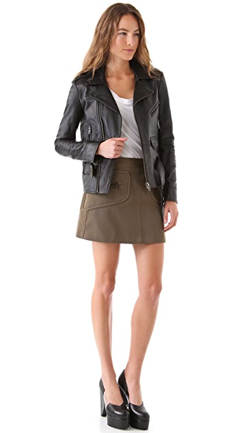 Surface to Air Fecto Leather Jacket