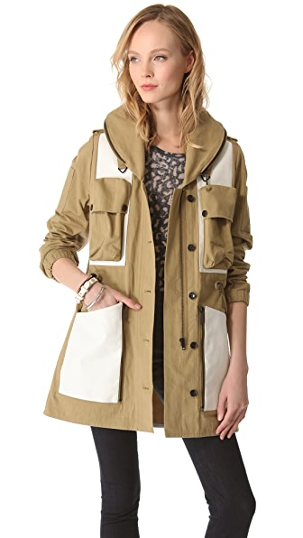 Surface to Air Fly Parka