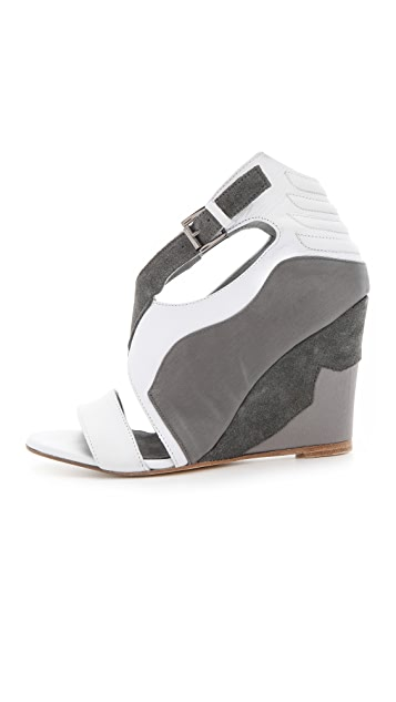 Surface to Air Jivan Wedge Sandals