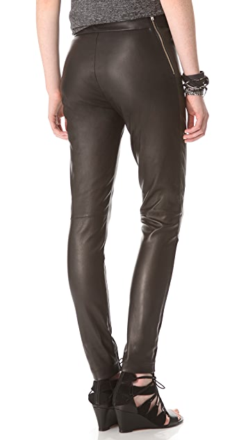 Surface to Air Deeta Leather Leggings