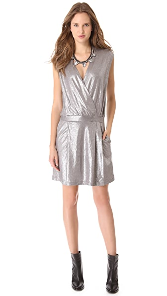 Surface to Air Kim Shiny Dress