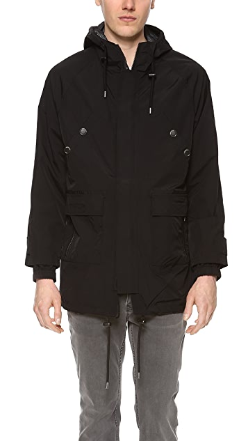 Surface to Air AC Parka