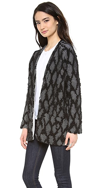 Surface to Air Coast Cardigan