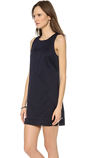 Surface to Air Missy Basket Weave Dress