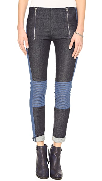 Surface to Air Ella Denim Leggings