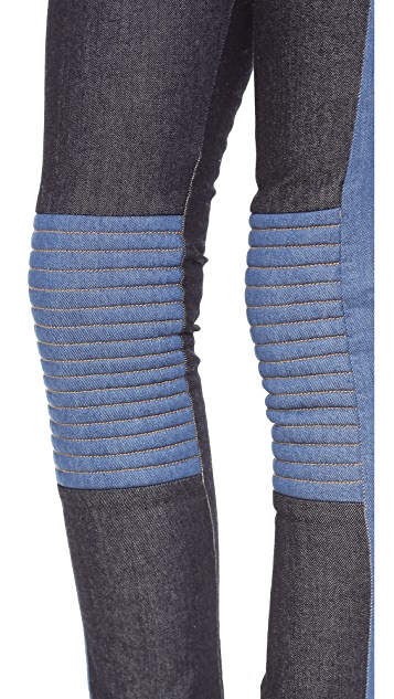 Surface to Air Ella Denim Leggings