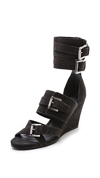 Surface to Air Duarte Wedge Sandals