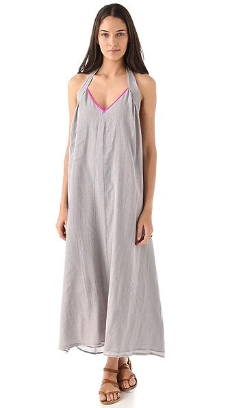 Surf Bazaar Halter Dress