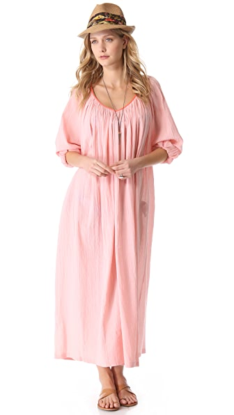 Surf Bazaar Cover Up Maxi Dress