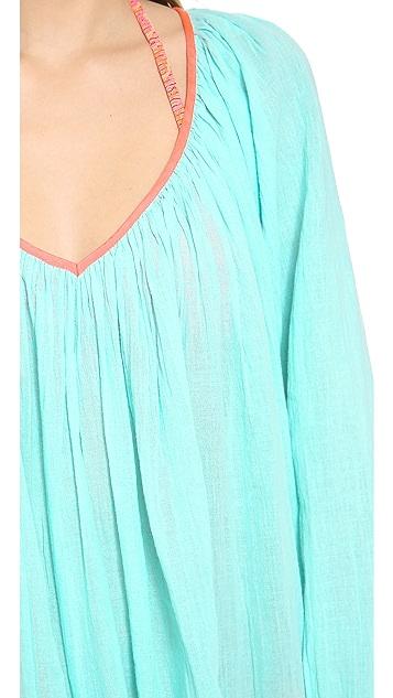 Surf Bazaar Long Sleeve Tunic